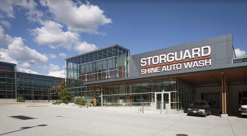 Storeguard - Shine Auto Wash